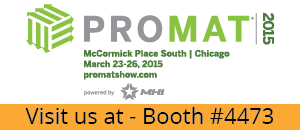 Next View Software at ProMAT 2015 - Boot #4473